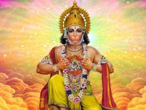 Hanuman Heart
